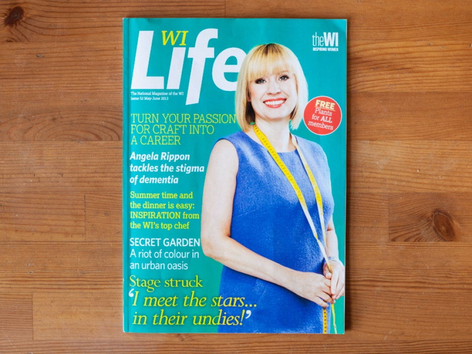 WI Life May Cover Shoot