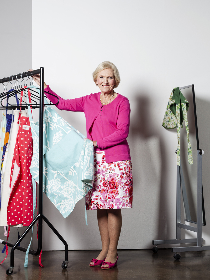 Mary Berry for WI Life Magazine published Feb 2014