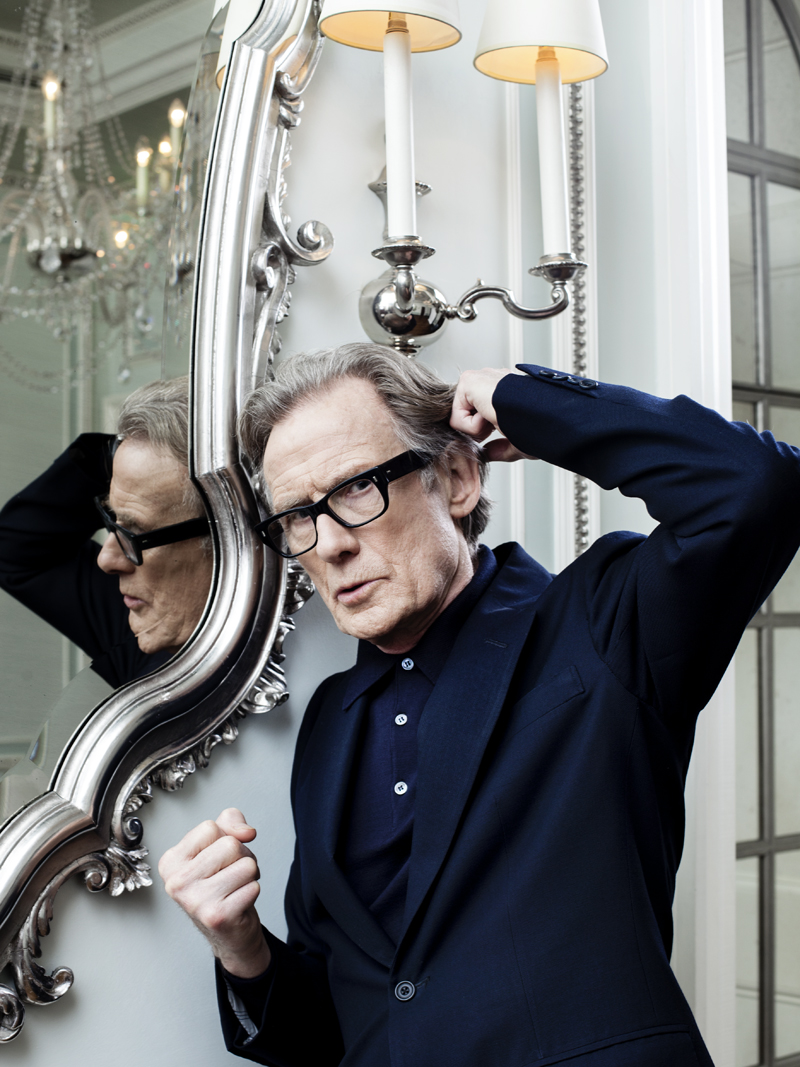 bill nighy illness
