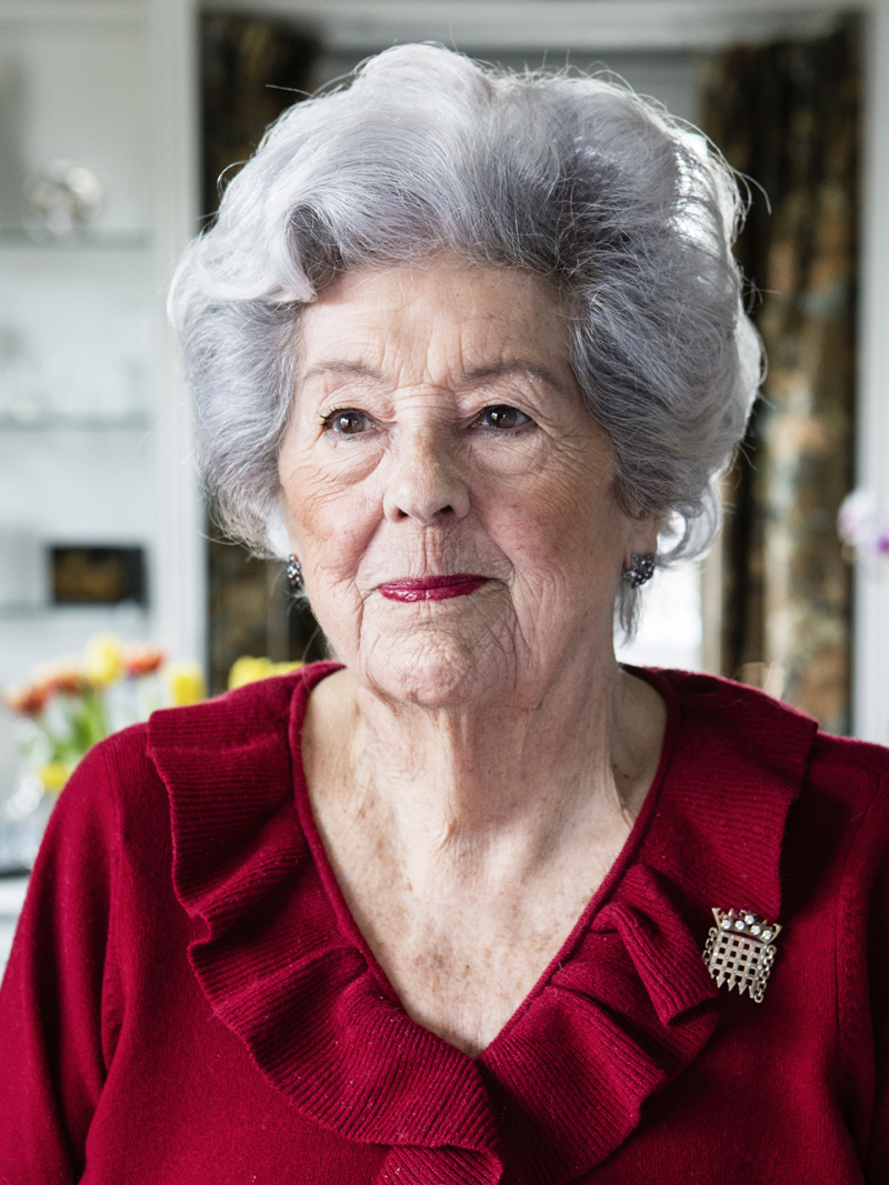 Rolex Prices Uk >> Louise Haywood-Schiefer Photography Baroness Betty Boothroyd - Louise Haywood-Schiefer Photography